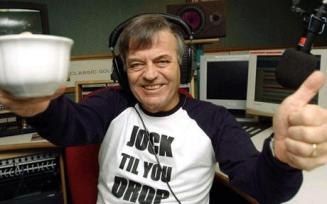 The first law of Tony Blackburn