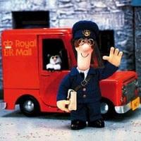 Postman Pat's last day
