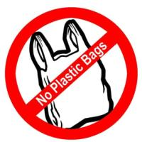 Plastic bags should be free, free, free!