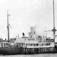 Peter Moore speaking of Radio Caroline North
