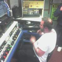 Shocking studio sex orgy at Radio Caroline North