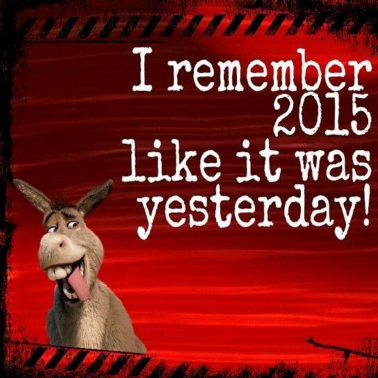 2015 yesterday