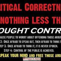 It's political correctness gone mad
