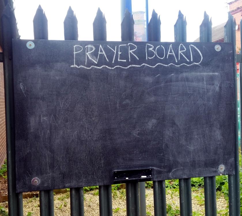 prayerboard