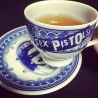 Tea with the Sex Pistols