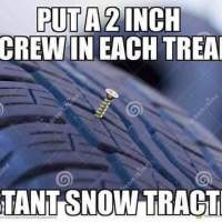 Are you snow ready?